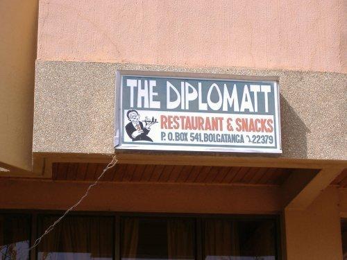 The Diplomatt