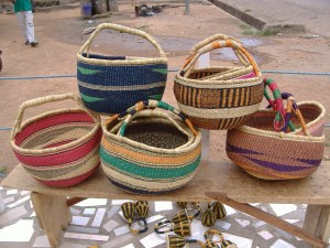 Large market baskets